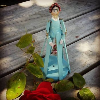2016-01-Little Frida Pegdoll