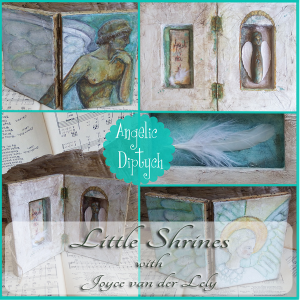 Little Shrines Class - Mixed Media